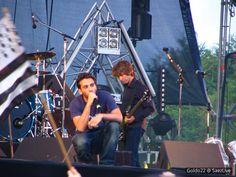 SaezLive | 30 juillet 2005 @ Pont du Rock (Malestroit) | Photos