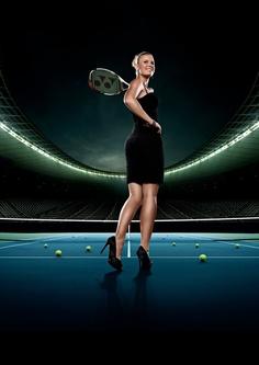 The beautiful Caroline Wozniacki