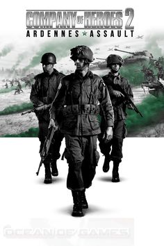 Company of Heroes 2 - Ardennes Assault Multilenguaje (PC-GAME) Español Company Of Heroes 2, Free Pc Games, Game Codes, Ardennes, New Chapter, Online Games, Games For Kids, How To Find Out, Retro