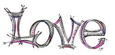 Love Alana's take on Zenspirations Patterned monograms!