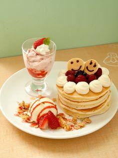Tokyo Pancakes : パンケーキ・デイズ/PANCAKE DAYs  #pancake