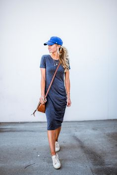 8aeecfaa489 30 Best T-shirt dress outfit images