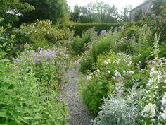 Arthur Shackleton's Fruitlawn Garden in Abbeyliex, Co. Laois, Ireland.