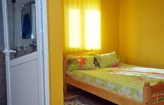 cazare Vila Potcova,pensiune  Asa arata un dormitor.Curat si placut vederii! Va asteptam in zona Vrancea. #vrancea #cazare #vila #frumos #interior #camera