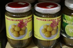 How to use pickled lemons