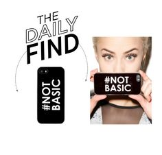 """""""Daily Find: Dolls Kill iPhone Case"""" by polyvore-editorial ❤ liked on Polyvore featuring moda y DailyFind"""