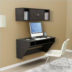 Prepac Designer Floating Desk with Hutch in Washed Ebony Finish by Prepac, http://www.amazon.ca/dp/B009YSQKVW/ref=cm_sw_r_pi_dp_V-ektb1C8WJEF