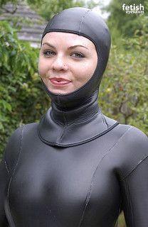 bathing suits – My WordPress Website Women's Diving, Diving Suit, Scuba Diving Pictures, Scuba Wetsuit, Rubber Dress, Latex Hood, Girl In Water, Scuba Girl, Womens Wetsuit