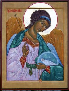Guardian Angels | ICONS BY LORETTA HOFFMANN