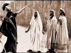 Histórias da Bíblia - Ezequias o Homem que Confiava em Deus.