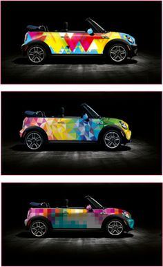 mini cooper by the cool hunter