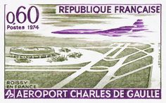 New print available on lanjee-chee.artistwebsites.com! - '1974 Roissy En France Charles De Gaulle Airport' by Lanjee Chee - http://lanjee-chee.artistwebsites.com/featured/1974-roissy-en-france-charles-de-gaulle-airport-lanjee-chee.html via @fineartamerica