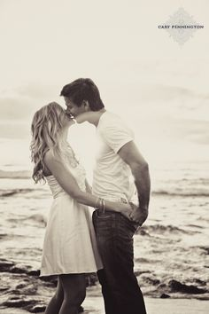Cary Pennington Photography   Wind n Sea Beach   San Diego Wedding and Engagement Photography  #EngagementSession