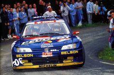 Jaime Azcona - Peugeot 306 maxi