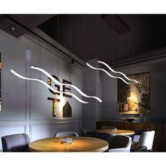 Chester Aluminum LED Pendant Light | Overstock.com Shopping - The Best Deals on Chandeliers & Pendants