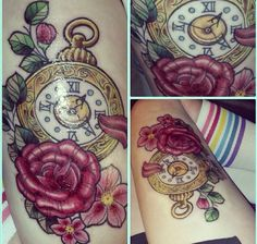 Pocketwatch - Alice in Wonderland Tattoo inspiration