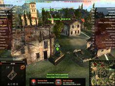 World of tanks Tiger II + Humnmel Platoon Mines Gameplay - YouTube