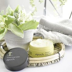 Beneficial ingredients include baobab fruit pulp extract (a natural humectant), shea butter (an emollient) and macadamia nut oil (high in monosaturated fatty acids and easily absorbed by skin). Nu Skin, Body Shop Body Butter, Whipped Body Butter, Epoch, Skin So Soft, Cocoa Butter, Body Care, Body Lotion, Foundation