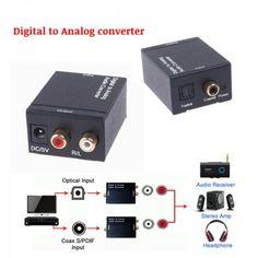 bán bộ chuyển đổi âm thanh cáp quang sang analog cam kết giá rẻ nhất