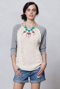 Parknit Top - I might not survive spring without it!