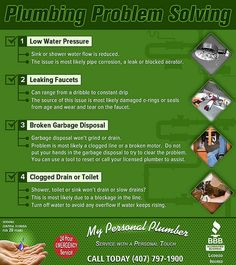 Plumbing Problem Solving | by soumitrabiswas
