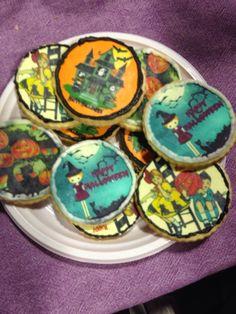 Galletas con Papel de Azúcar. Sugar, Cookies, Desserts, Food, Paper, Plate, Sweet Treats, Postres, Cookie Recipes