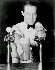 The History of the Egg Cream and How to Make One in the Authentic Brooklyn Style (via @artofmanliness)