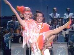 Bobby & Cissy...The Lawrence Welk Show.  My favorite dancers!