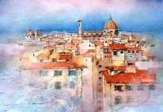Across the Rooftops - John Lovett