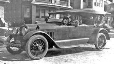 1918 Mercer Sporting