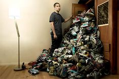 a bit obsessive...I can relate, with boots.