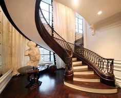Nice custom stairs