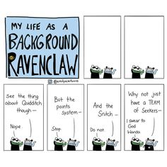 life as a Ravenclaw is tough, but it's worth it Harry Potter Comics, Harry Potter Marauders, Harry Potter Jokes, Harry Potter Fandom, Harry Potter Universal, Marauders Era, Background Slytherin, No Muggles, Yer A Wizard Harry