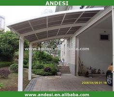 hot sale windproof aluminum alloy gazebo carport