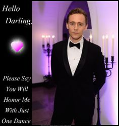 Made by Me~ The Frost Queen Of Asgard w/ text by @Angela Gray Rodney  ~Hello Darling~ Dance   (I Do Not Own The Picture)