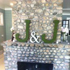 Creative, DIY way to decorate a wedding reception!!!