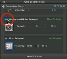[VIDEO] Final Cut Pro X: Fix Audio Problems—Step-by-step tutorial by Apple-certified trainer, Larry Jordan