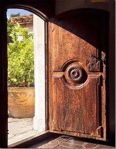 Wow. Beautiful Door!