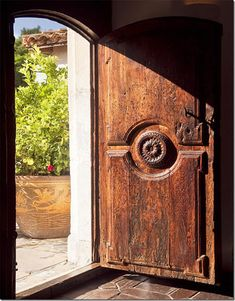 Wow. Beautiful Door!