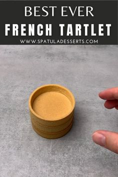 How To Make Tart, Tart Crust Recipe, Short Pastry, French Tart, Caramel Tart, Mini Tart, Shortcrust Pastry, French Desserts, Sweet Pastries