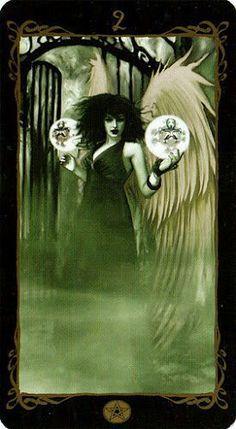 Dark Angels Tarot