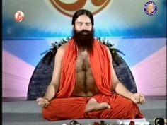 Baba Ramdev Yoga For Back Pain Baba Ramdev Yoga For The Vertebral Column Spinal Cord - AgaClip - Make ...