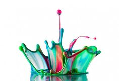25 Amazing Liquid Art Photography examples by Markus Reugels