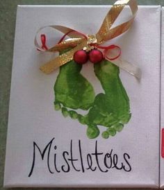 Cute idea for grandparents presents