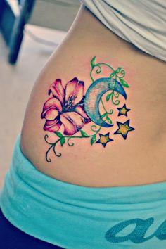 DeAndra's Tattoo I did 8)