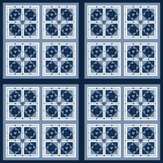 Quilt Patterns Fabric 9 fabric by lworiginals on Spoonflower - custom fabric