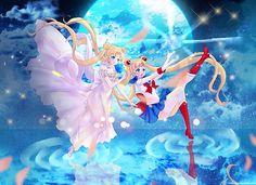 Moon Power | 華乃詠 [pixiv]
