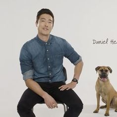 Every year, more than 2 million dogs are slaughtered for human consumption in South Korea. We're proud to have actor @danielhenneyofficial and South Korean rescue dog Clint join our efforts to call for equal protection and compassion for all dogs.   ________________________________________________________Please, click on the #linkinbio to join Daniel and Clint in urging the South Korean government to protect all dogs and cats from the cruel dog meat industry!