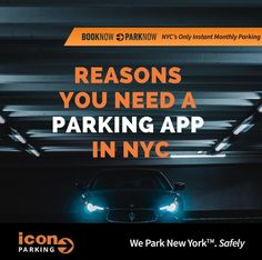 📲🚘 With our parking systems, not only will you find the nearest and most convenient space for your car, but you'll also find a space in a safe and sanitary garage.  👉🏻Icon GO APP: contactless mobile bookings.   👉🏻Everything is sanitized: regularly disinfected by trained team members who are dedicated to your health & safety.  📲 Download the FRE Icon GO parking APP today (Link in Bio)   #IconParkingNYC #ParkWithUs Parking App, Icon Parking, Team Member, Health And Safety, Garage, Nyc, Space, Link, Carport Garage