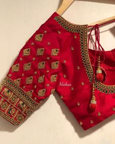Latest Checks Blouse Designs for 2019 - Latest Checks Pattern Work Blouse Designs for 2019 - Cutwork Blouse Designs, Pattu Saree Blouse Designs, Simple Blouse Designs, Stylish Blouse Design, Bridal Blouse Designs, Blouse Neck Designs, Latest Blouse Designs, Saree Blouse Patterns, Pattern Blouses For Sarees